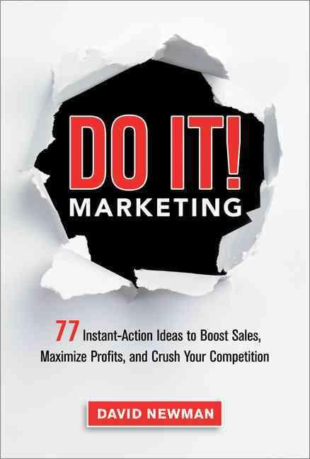 Do It! Marketing By Newman, David